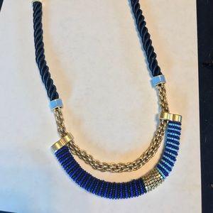 Stella and Dot Marine Collar statement necklace
